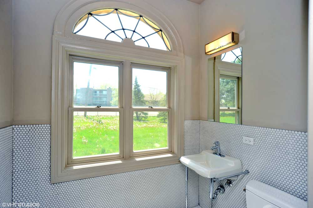 Westover Townhomes bathroom window