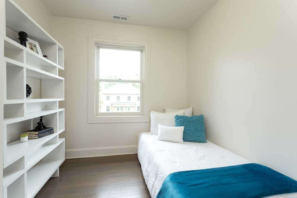 Westover Townhomes bedroom