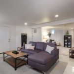 Westover Townhomes spacious basement