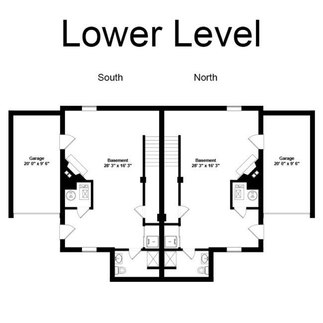 Highwood Apartment Floor Plan